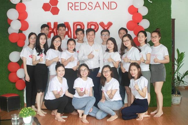 redsand - 7 năm một chặng đường