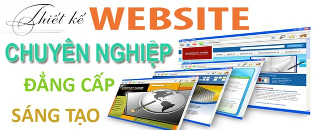 Thiết kế website ở đâu uy tín chất lượng