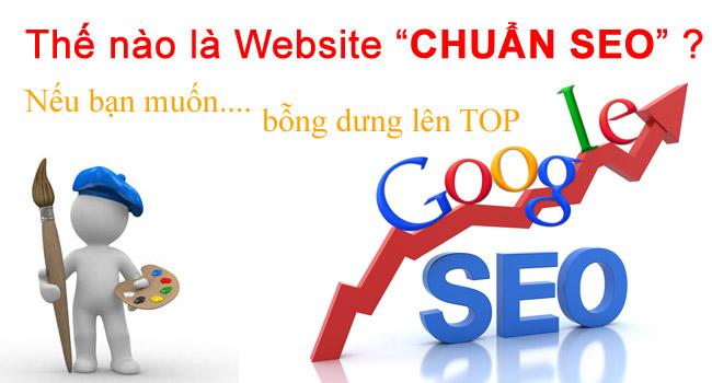 website bán hàng chuẩn seo là gì
