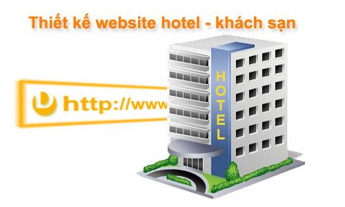 Thiết kế website khách sạn uy tín tại Vinh