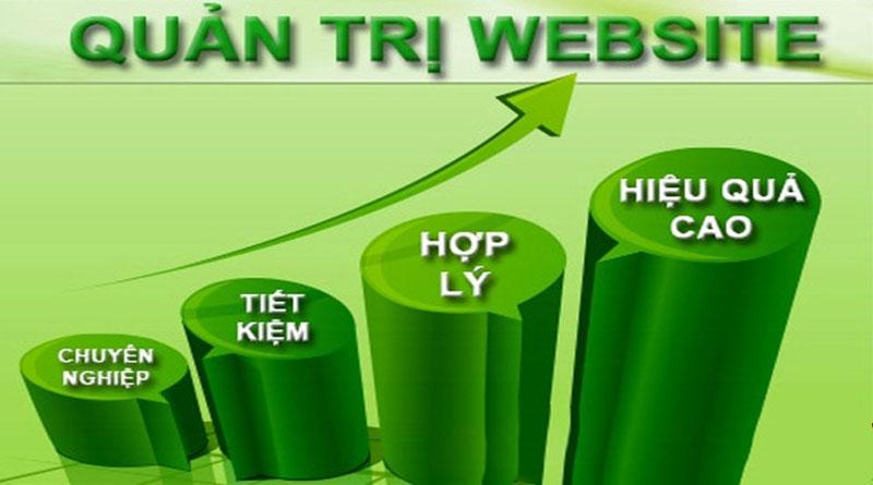 Dịch vụ quản trị website giúp Đình Cẩm phát triển rộng rãi hơn