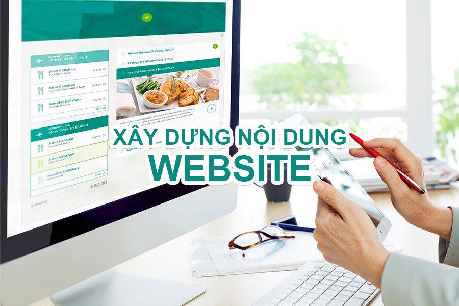 Xay dung noi dung website can chu y nhung gi