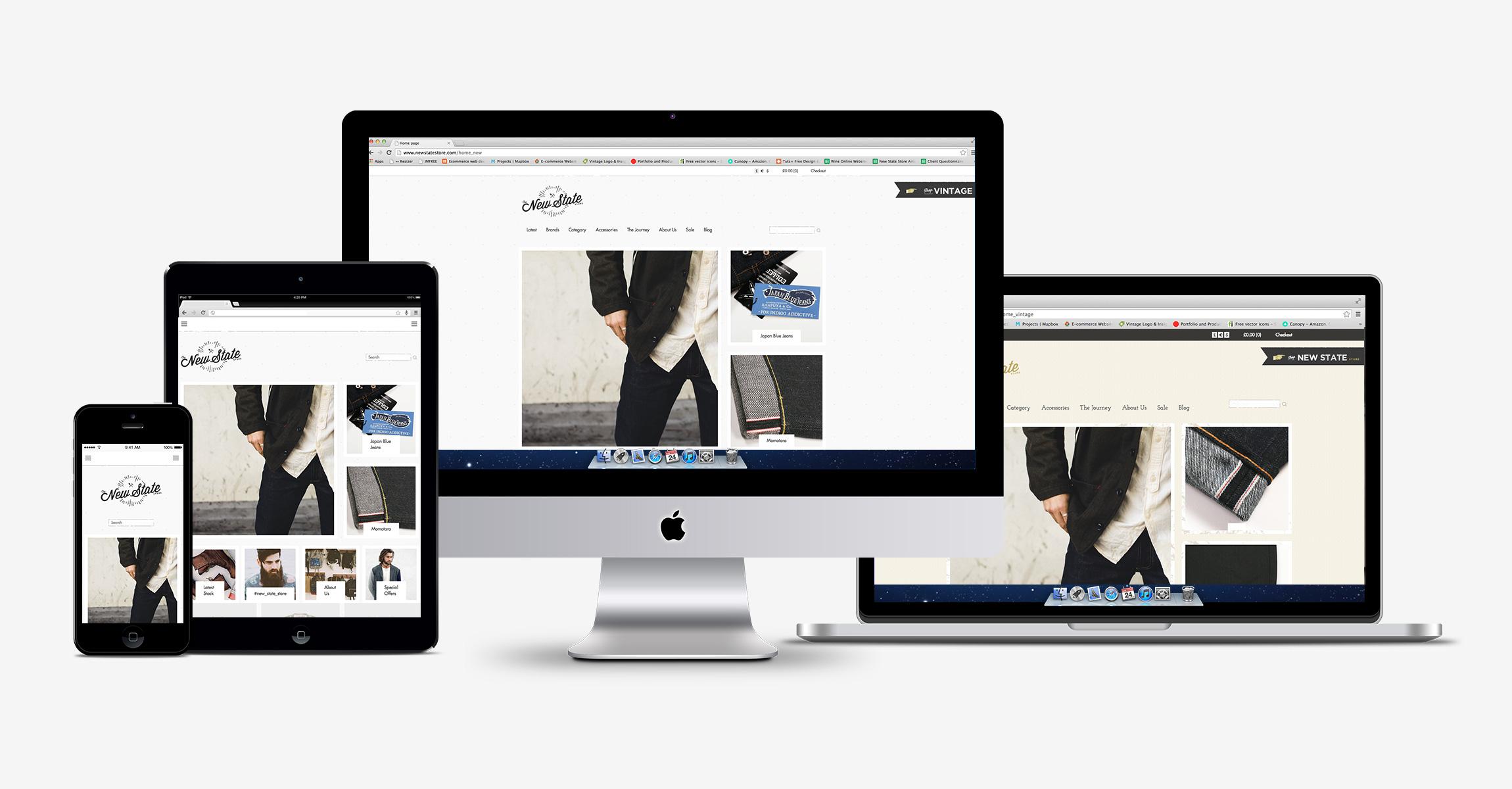 Nâng cao hiệu quả hoạt động cho website thời trang