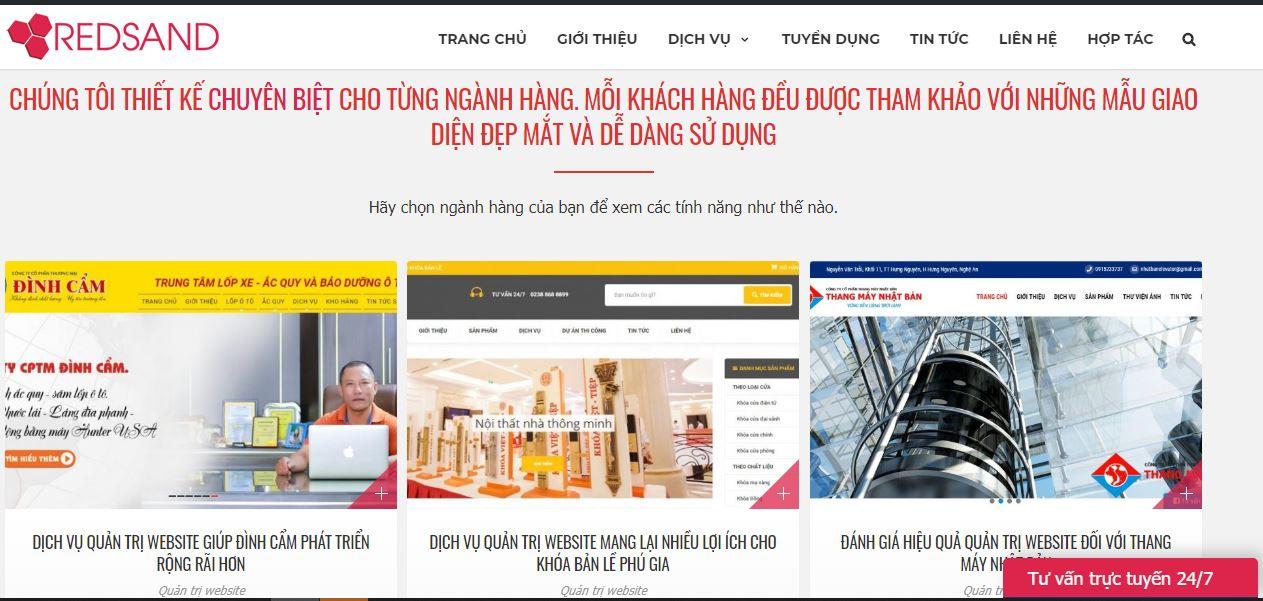 Thiết kế website chuyên nghiệp được đánh giá như thế nào?