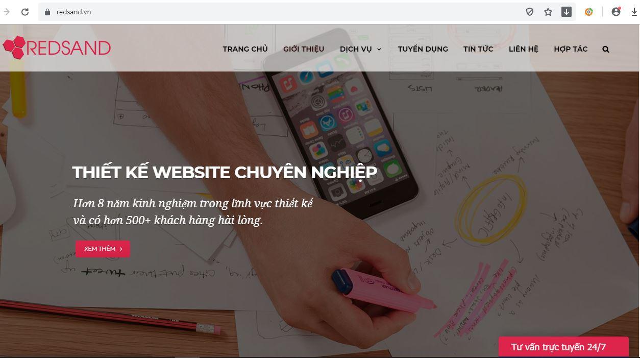 Thiết kế website bán hàng nên đặt tên ngắn gọn - đơn giản