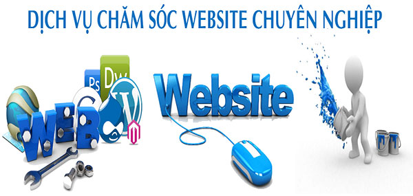 Dịch vụ quản trị website tại Nghệ An