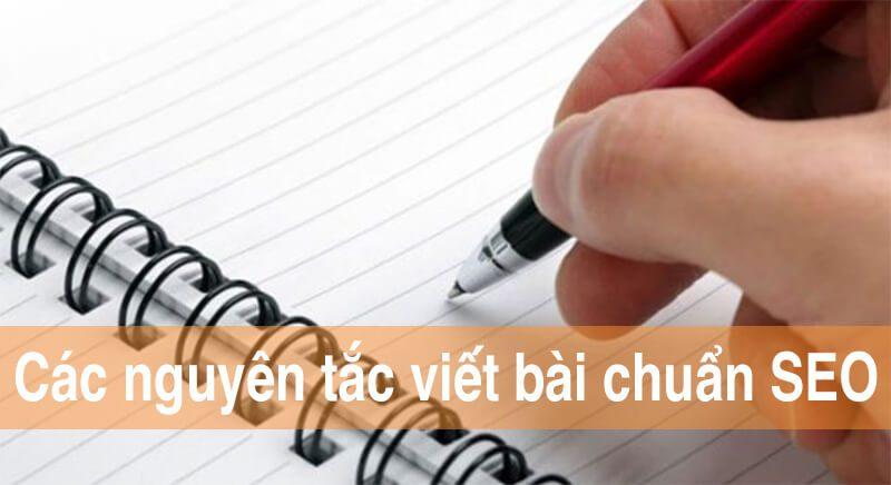 Viết bài chuẩn SEO - yếu tố quan trọng trong quản trị website tại Nghệ An