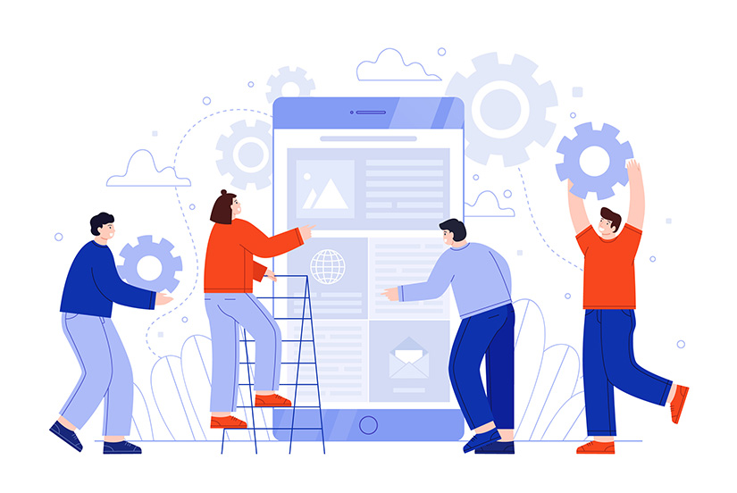 10 Xu hướng thiết kế website tại Nghệ An thống lĩnh màn hình của bạn năm 2020