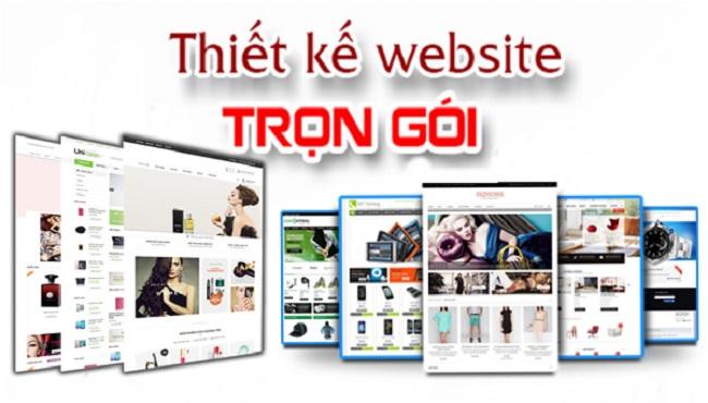 Dịch vụ thiết kế website trọn gói tại Vinh – Redsand