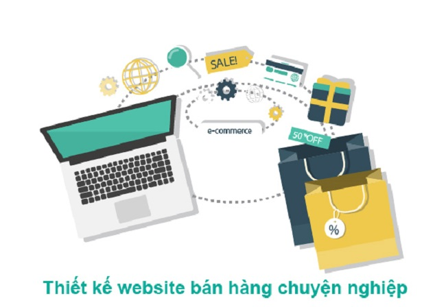 Lựa chọn đơn vị thiết kế website bán hàng tại Vinh uy tín