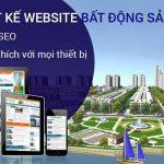 Tiêu chí cần có trong thiết kế website bất động sản