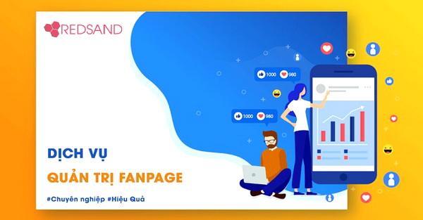 Lợi ích của dịch vụ quản trị Fanpage có thể bạn chưa biết