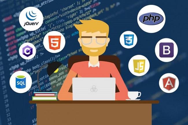 Sự khác nhau giữa lập trình web và thiết kế web